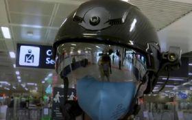 """Ученые разработали """"умный"""" шлем - что он умеет"""