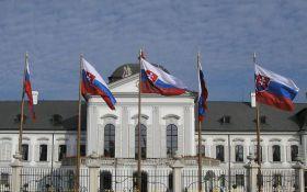 Словаччина хоче вислати дипломата РФ після гучного скандалу з українським послом