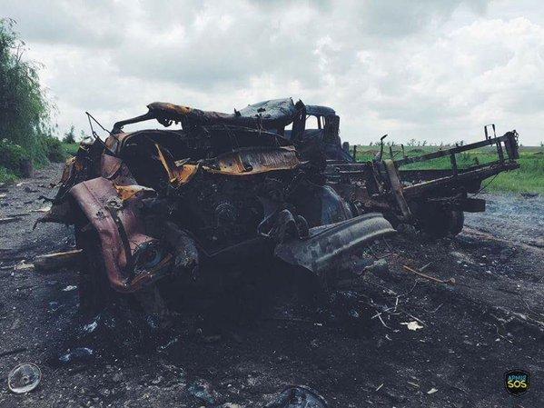 Загострення на Донбасі: з'явились нові фото і подробиці загибелі українських воїнів (1)