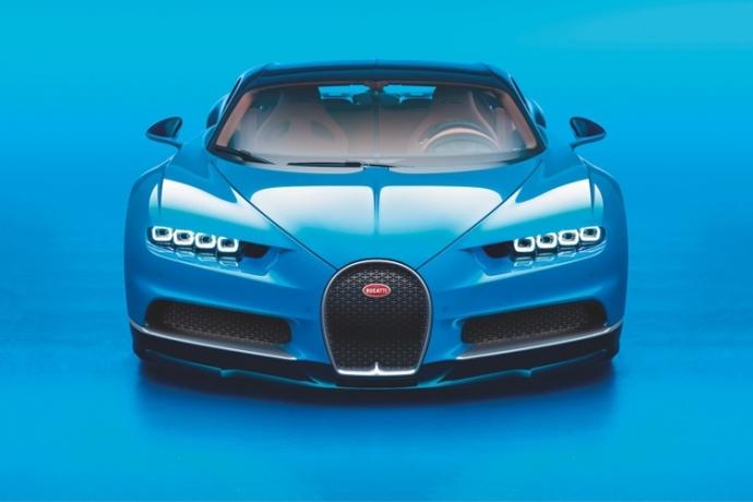 Представлена замена Bugatti Veyron (1)