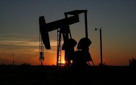 Цены на нефть начали стремительно падать