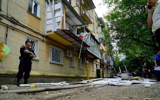Зросла кількість жертв вибуху в Одесі: з'явилося нове відео