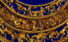 Возвращение скифского золота: Украину огорошили неожиданным моментом