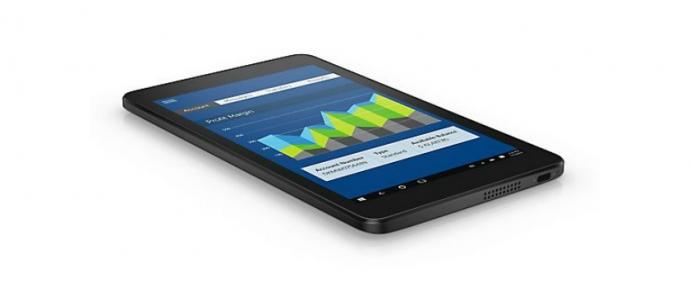Компанія Dell представила оновлений планшет Venue 8 Pro на Windows 10