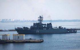 У порт Одеси увійшли кораблі НАТО - відома причина