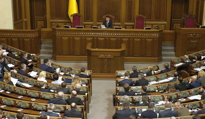 УСПП требуют от Порошенко Кабмин технократов