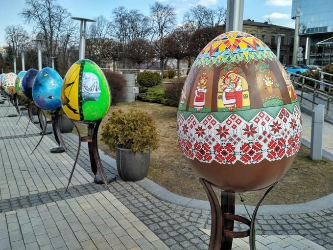 В Киеве открылась самая масштабная выставка к Пасхе-2018: опубликованы яркие фото (5)