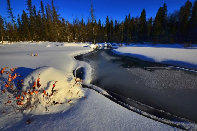 Погода на сегодня: на большей части Украины снег, температура от -9 до +1