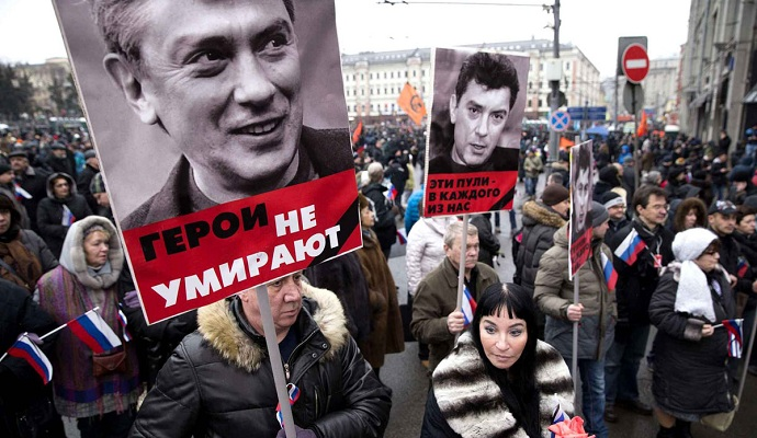"""У справі про вбивство Нємцова шукають """"український слід"""""""