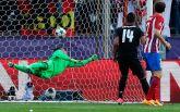 Атлетіко - Реал - 2-1: відео голів
