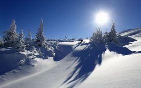 У Карпатах випала рекордна кількість снігу