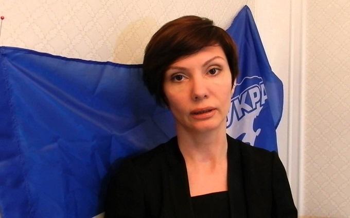 Скандальна екс-регіоналка знову набрехала про Україну на РосТВ: опубліковано відео