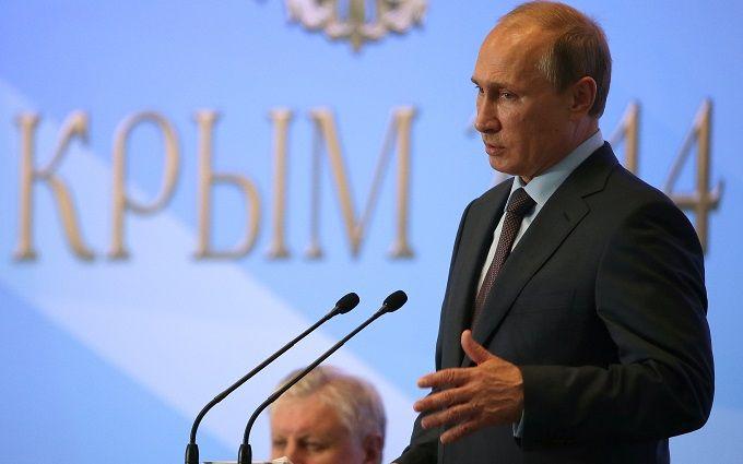 Плани Путіна приїхати до Криму: в мережі відзначили важливий момент