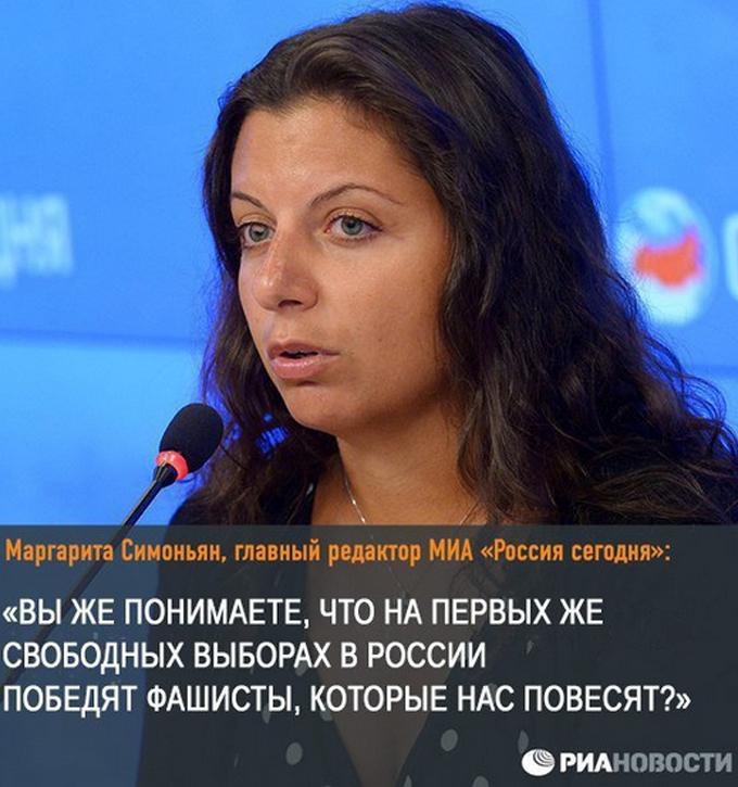 Пропагандистка Путіна випадково виказала гірку правду про Росію (1)