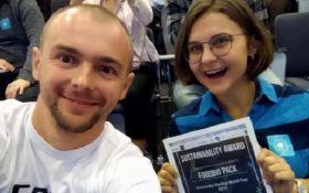 Українські їстівні біо-пакети виграли на міжнародному конкурсі стартапів