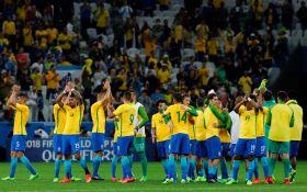 Первый пошел: Бразилия завоевала путевку на Чемпионат мира в России - опубликовано видео