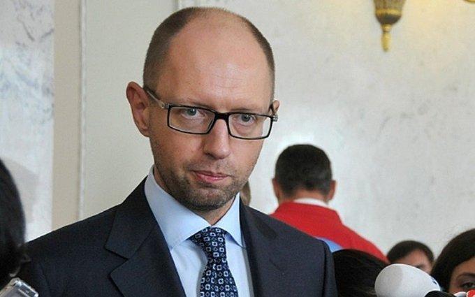 Яценюк высказался насчет досрочных выборов