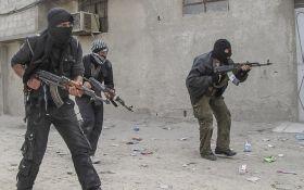Опозиція Сирії захопила в полон бойовиків з Росії: опубліковані фото