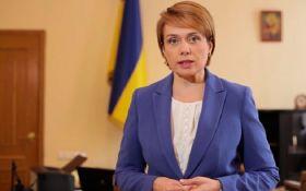 Угорський міністр хоче зустрітися з Гриневич, щоб обговорити новий закон про освіту