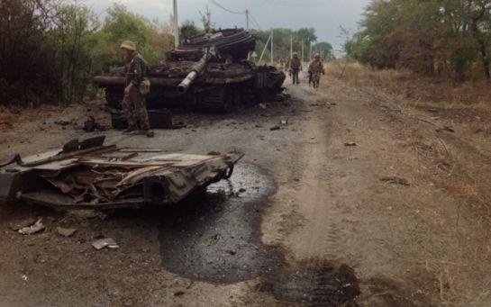 Полковник Стеблюк: У нас давно нет сомнений, кто виновен в Иловайской трагедии