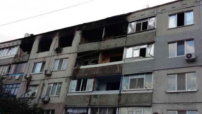 У п'ятиповерхівці в Павлограді прогримів потужний вибух: опубліковані фото (1)