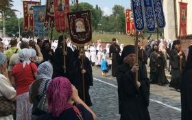 У хресної ходи на Київ знайшли зв'язок з ДНР-ЛНР