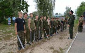У соцмережах сумно пожартували про дитячий табір для дітей Донбасу в Росії: з'явилися фото