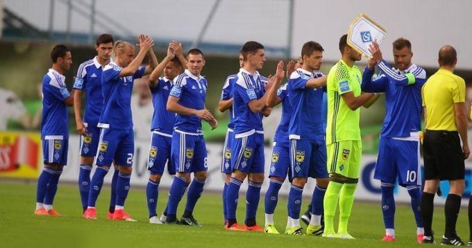 «Динамо» продолжило победную серию насборах вАвстрии