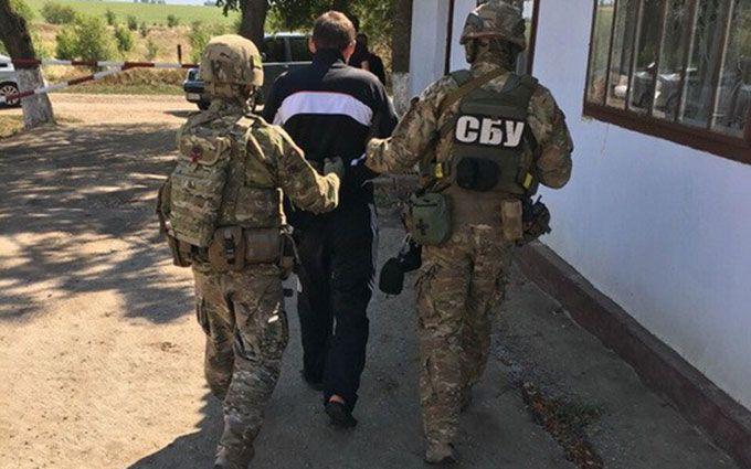 Бойовика ДНР спіймали на заході України: опубліковані фото