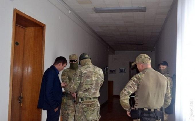 Обшук соратника Саакашвілі в Одесі: з'явилися нові подробиці