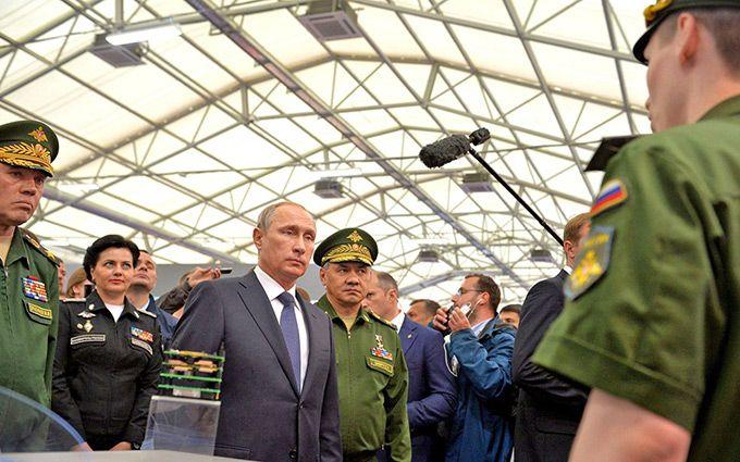 У Путіна створюють нову армію під боком в України: з'явилися подробиці