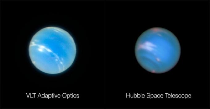 Таким Нептун ще не бачили: з'явилися нові фото найдальшої від Землі планети (1)