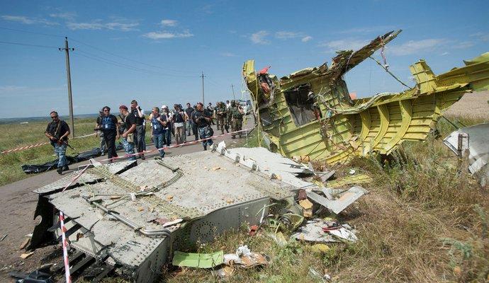 """Европарламент """"за"""" создание суда для расследования дела по рейсу MH17"""