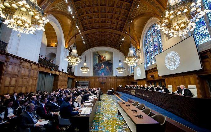 Президент суда вГааге 12мая рассмотрит решение о последующем рассмотрении дела
