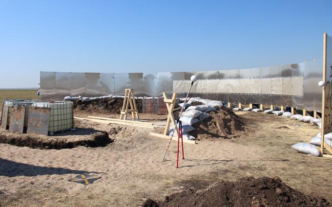 Розслідування загибелі MH17: з'явилися фото проведеного в Україні експерименту (2)