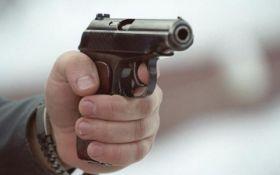 В центре Киева произошла стрельба, есть раненый