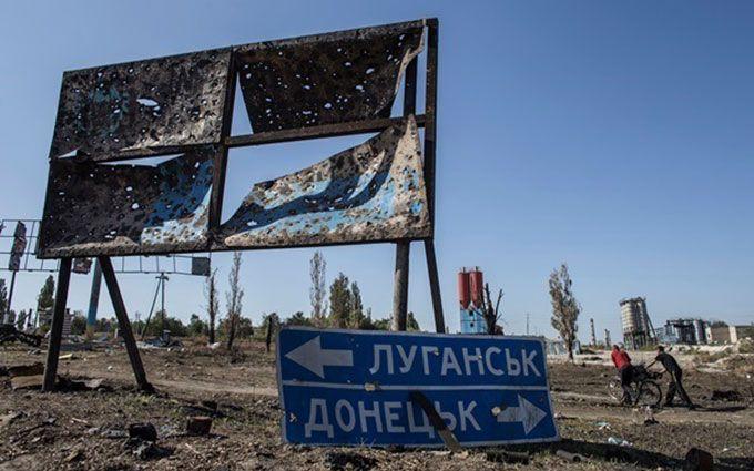 Від росіян яскраво зажадали забратися з Донбасу: опубліковано фото