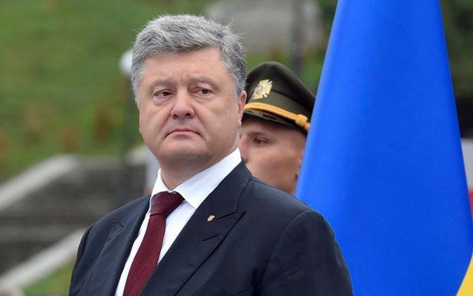 Порошенко знайшов жорстке слово для політики Путіна в Криму