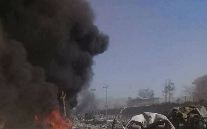 Террористы и ИГИЛ взяли на себя ответственность за взрыв в Кабуле