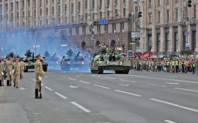 Парад ко Дню Независимости Украины 2018: появились зрелищные видео репетиции