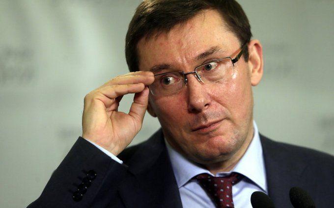 Луценко сделал важное заявление по делу Насирова