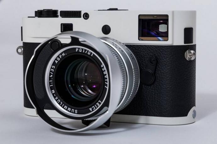 Компания Leica представила компакт M-P Panda Edition (4 фото)