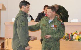 У ватажка ДНР конфлікт з відомим бойовиком - джерело