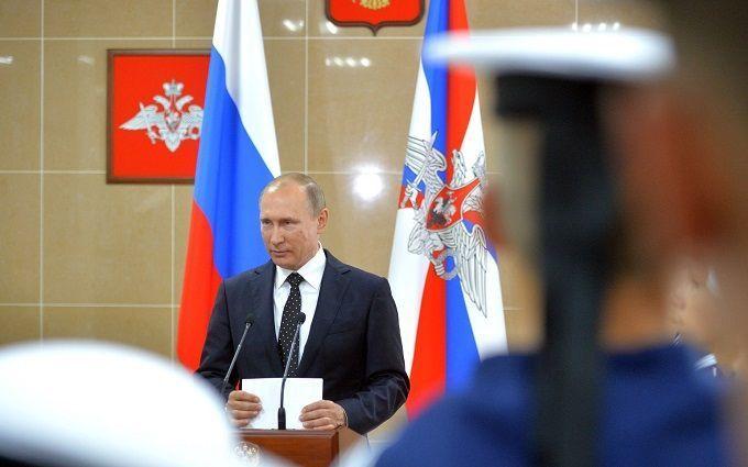 У кума Порошенка на пальцях пояснили брехню Путіна по Криму