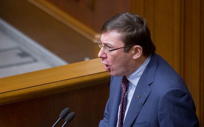 Луценко шокував новими цифрами злочинності в Україні
