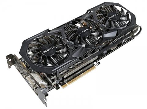 GIGABYTE анонсувала відеокарту на базі AMD Fiji, що має нестандартний дизайн (1)