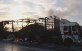 Атака на гумконвой в Сирії: з'явилися нові подробиці і цинічна заява Росії