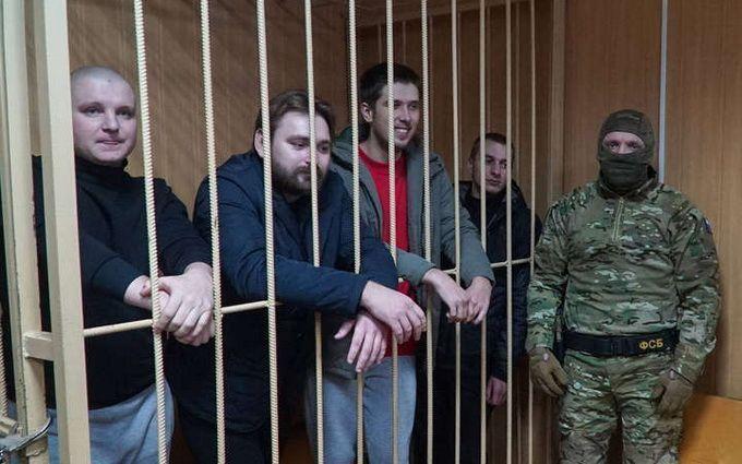 Пленные моряки: стало известно, когда РФ рассмотрит ходатайство об освобождении украинском