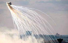 Боевики ДНР используют фосфорные снаряды - военные