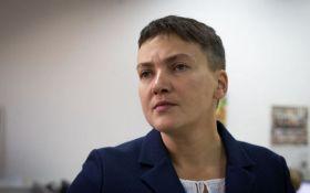 """Савченко внесли в """"Чистилище"""" за пособництво терористам"""